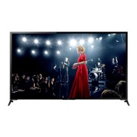 "85"" 4K Ultra HD TV"